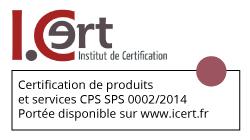 Certification CSPS