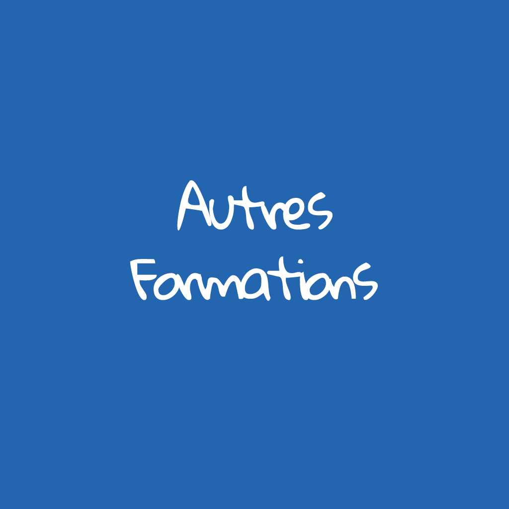 Autres formations - AMAXTEO